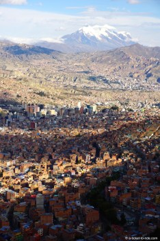 Bolivie, La Paz