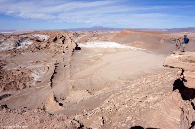 Chili, San Pedro de Atacama, vallée de la lune
