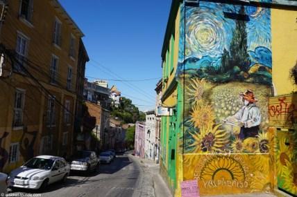 Chili, Valparaiso