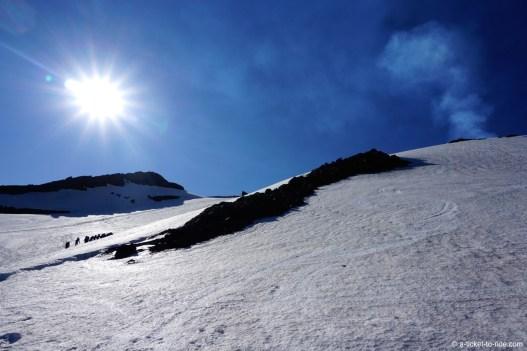 Chili, volcan Villarica