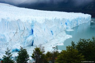 Argentine, El Calafate, glacier Perito Moreno