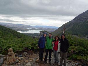 Chili, Torres del Paine, jour 2