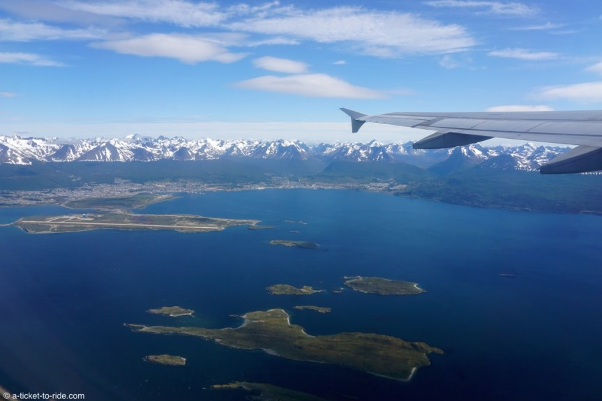 Argentine, Ushuaia et Terre de feu