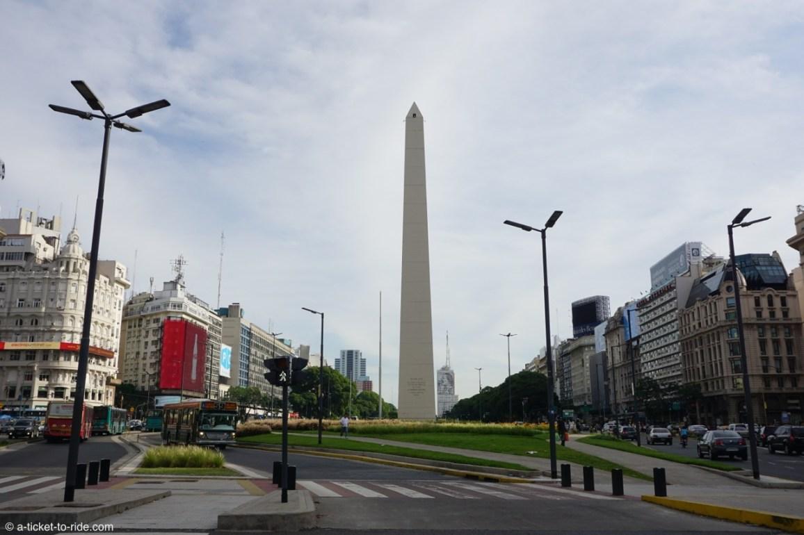 Argentine, Buenos Aires, obelisque