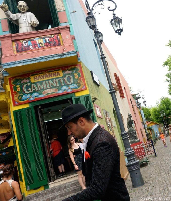 Argentine, Buenos Aires, Caminito