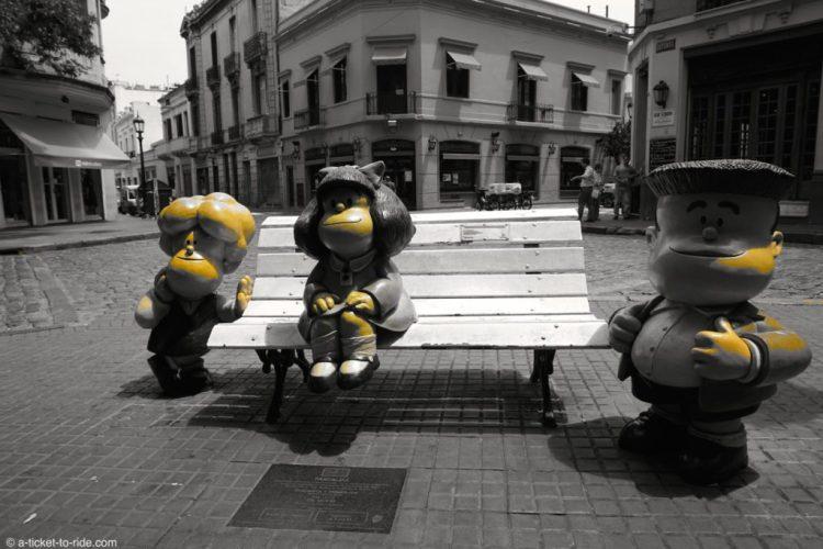 Argentine, Buenos Aires, Mafalda