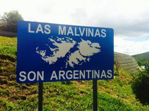 Argentine, Las Malvinas