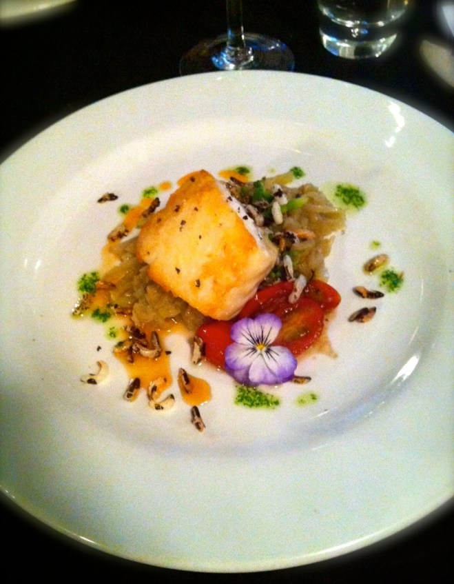 Argentine, Ushuaia, Kalma restaurant