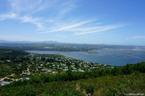 Afrique du Sud, Knysna, lagune