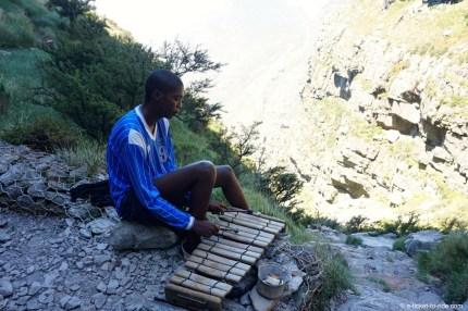Afrique du Sud, Cape Town, Table Mountain