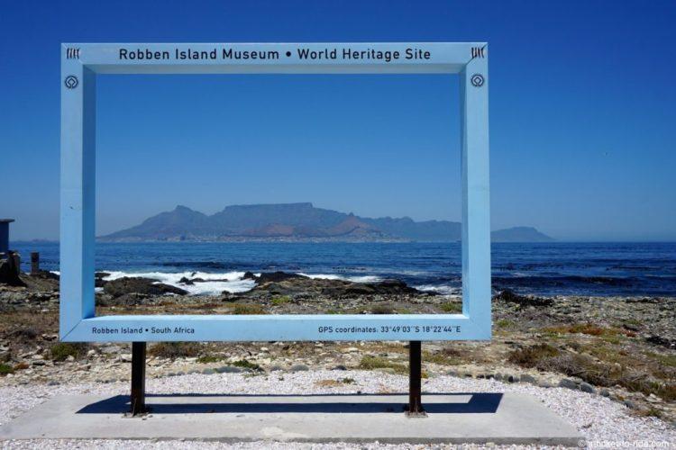 Afrique du Sud, Cape Town, Robben ISland