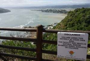 Afrique du Sud, at your own risk