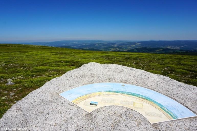 France, GR 70, Mont Lozère