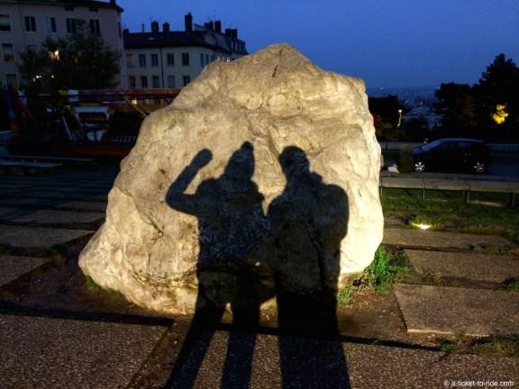 Lyon, le Gros Caillou