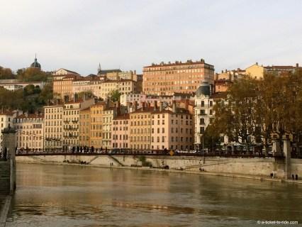 Lyon, la Croix-Rousse