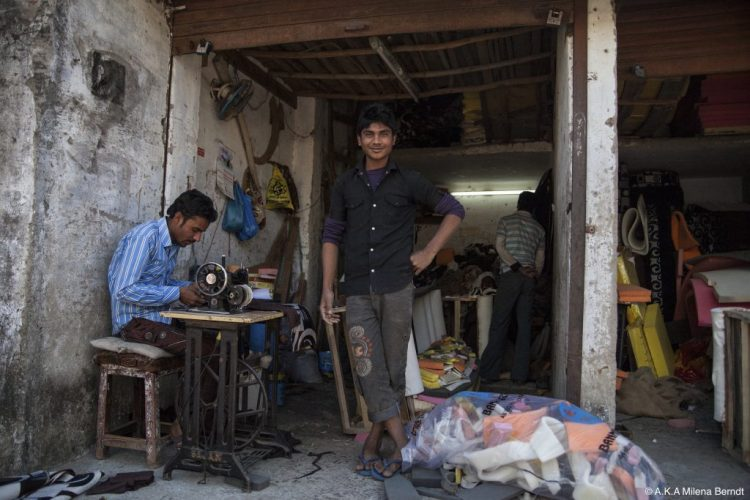 Bhopal-rue