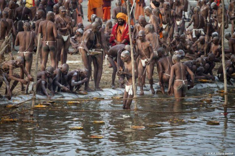 Inde-Khumbh Mela-bain