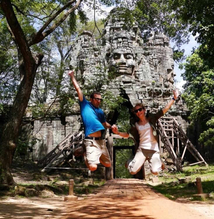 Cambodge, Angkor