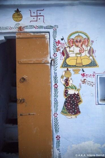Inde-croix-gammée