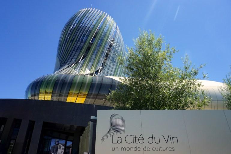 Bordeaux, Cité du Vin