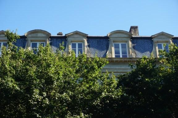 Bordeaux, façades