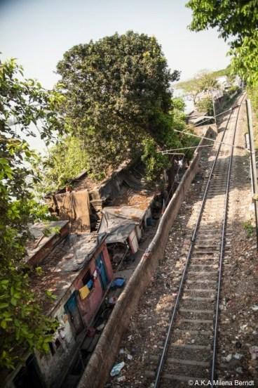 Inde, rail