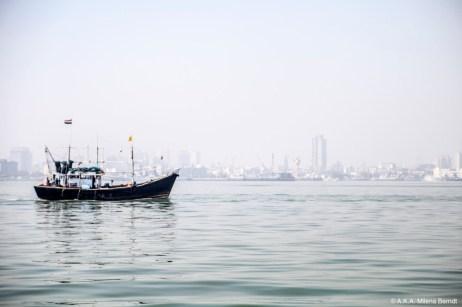 Inde, Mumbai, Elephanta Island