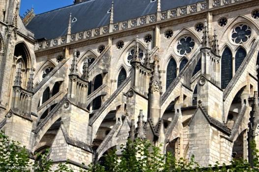 Bourges, cathédrale, détails