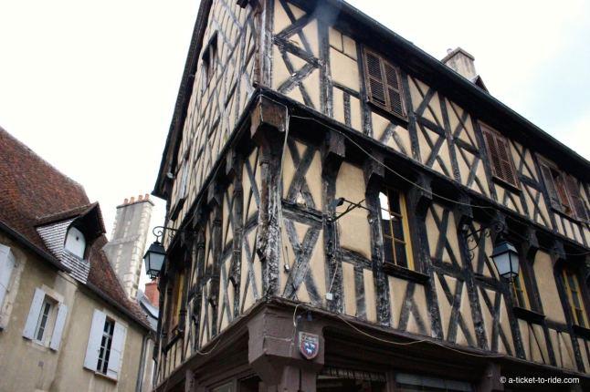 Bourges, maison ancienne