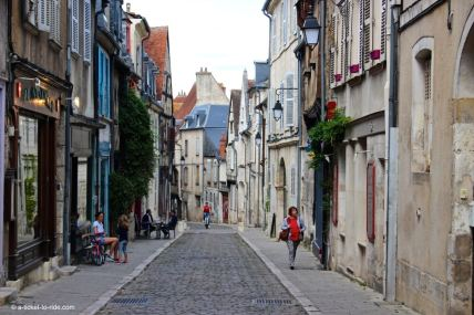 Bourges,ruelle