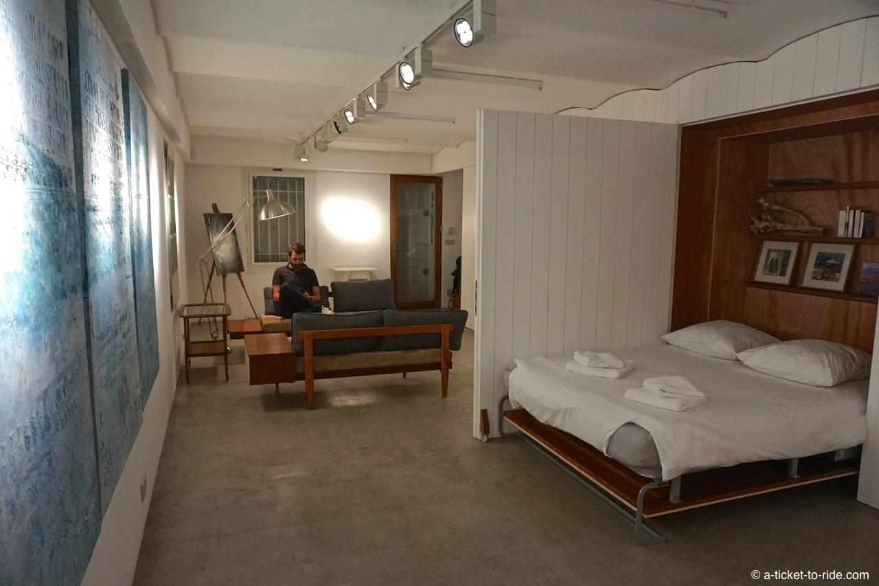 Location loft industriel, Airbnb, Marseille