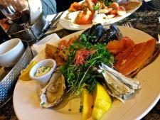 Ecosse, Édimbourg, poisson à Leith
