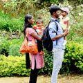 Sri Lanka, train, attente sur les quais