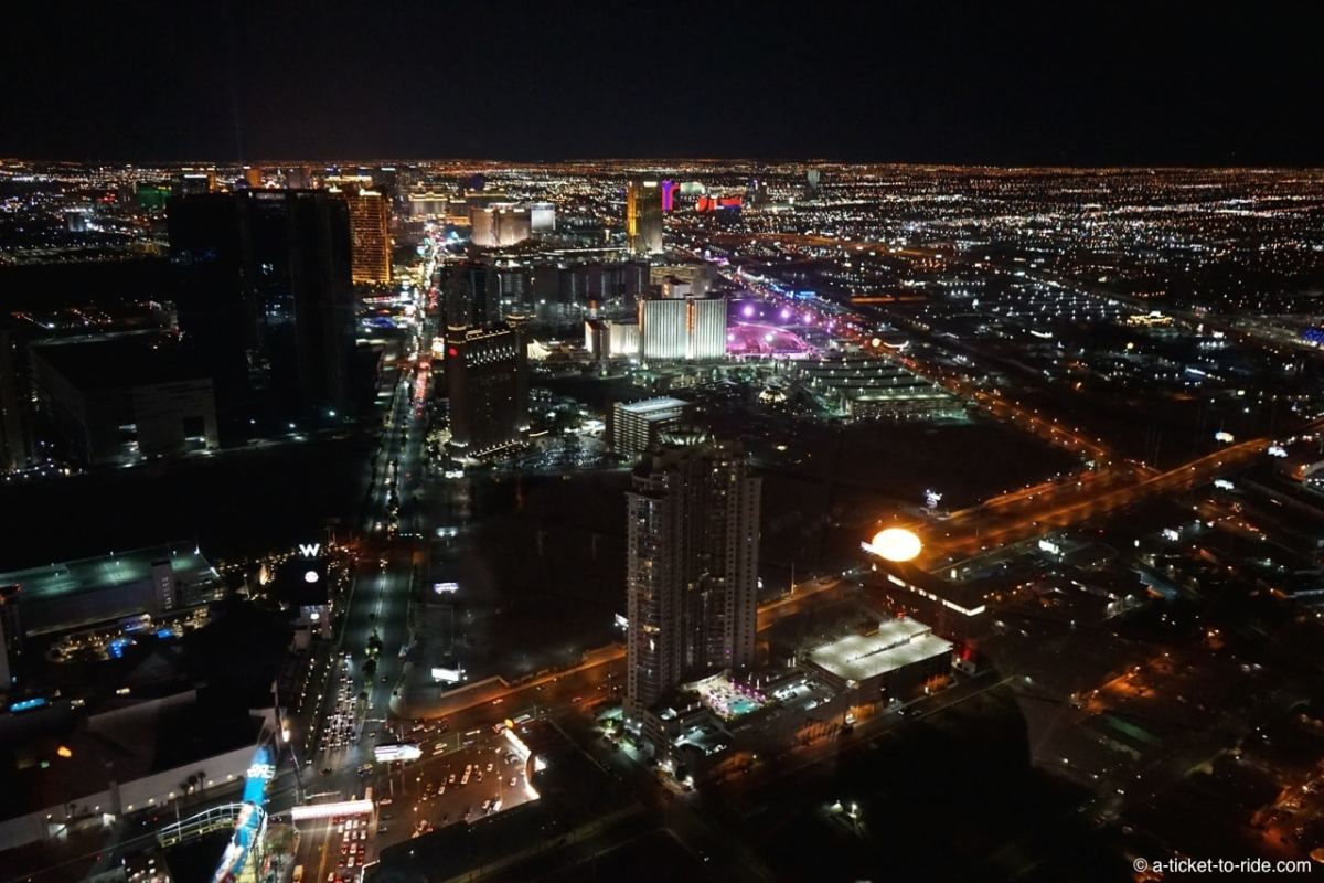 USA, Las Vegas, panorama