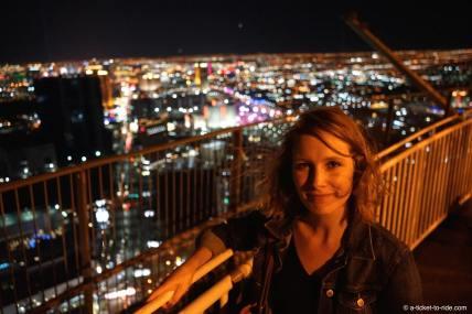 USA, Las Vegas, vue panoramique