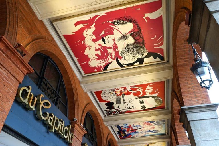 Toulouse, Arcades du Capitole