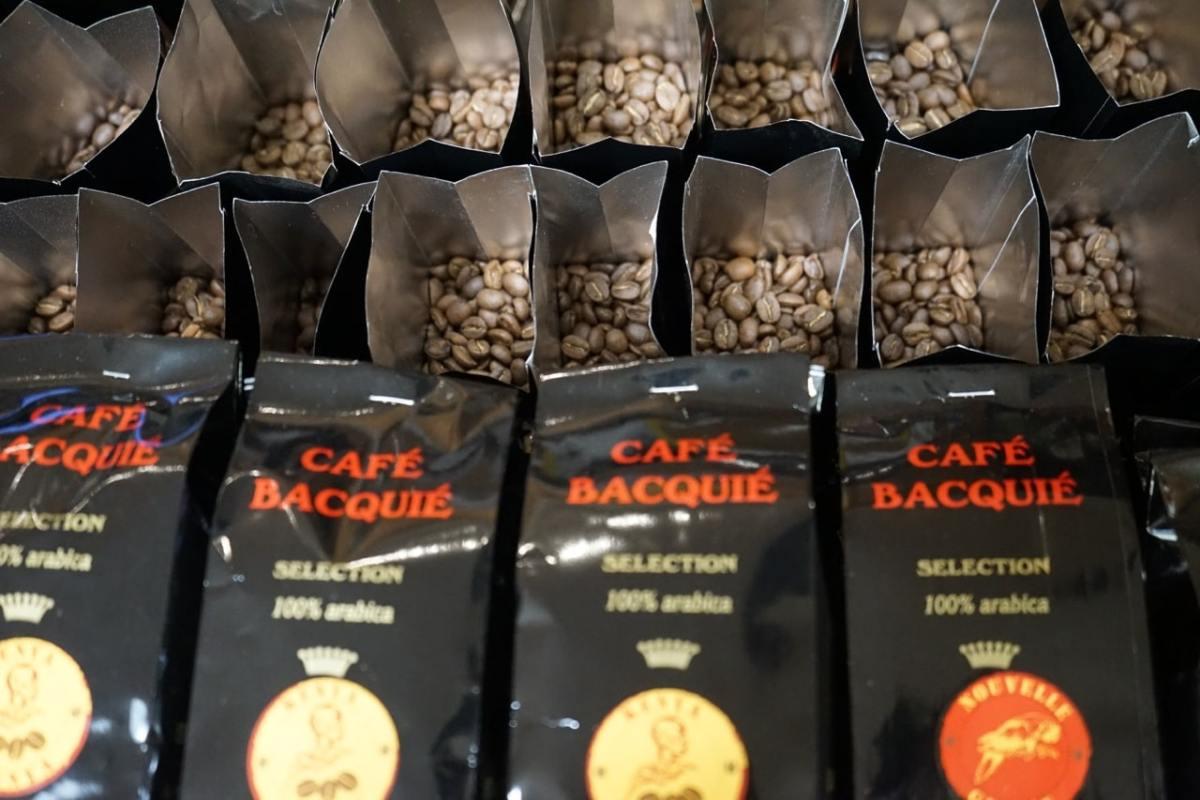 Toulouse, café Bacquié
