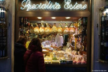Italie, Rome, gastronomie italienne