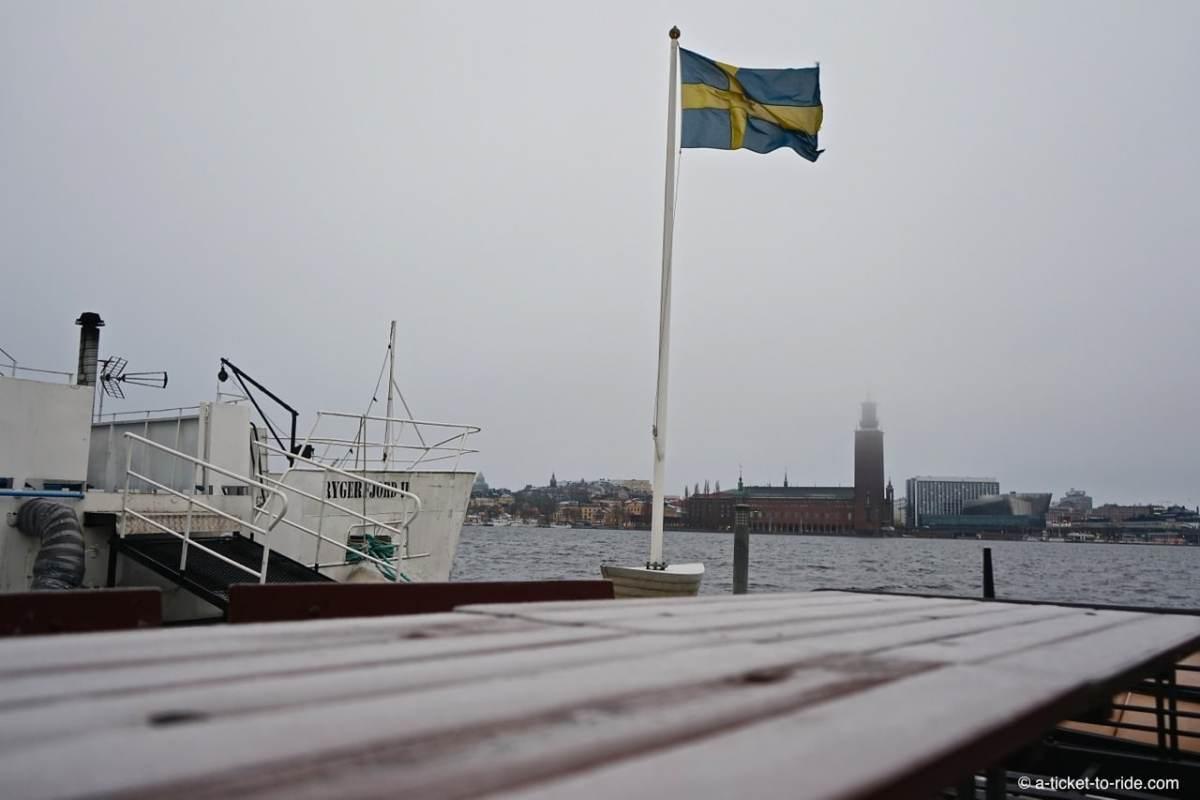 Stockholm, Rygerfjord
