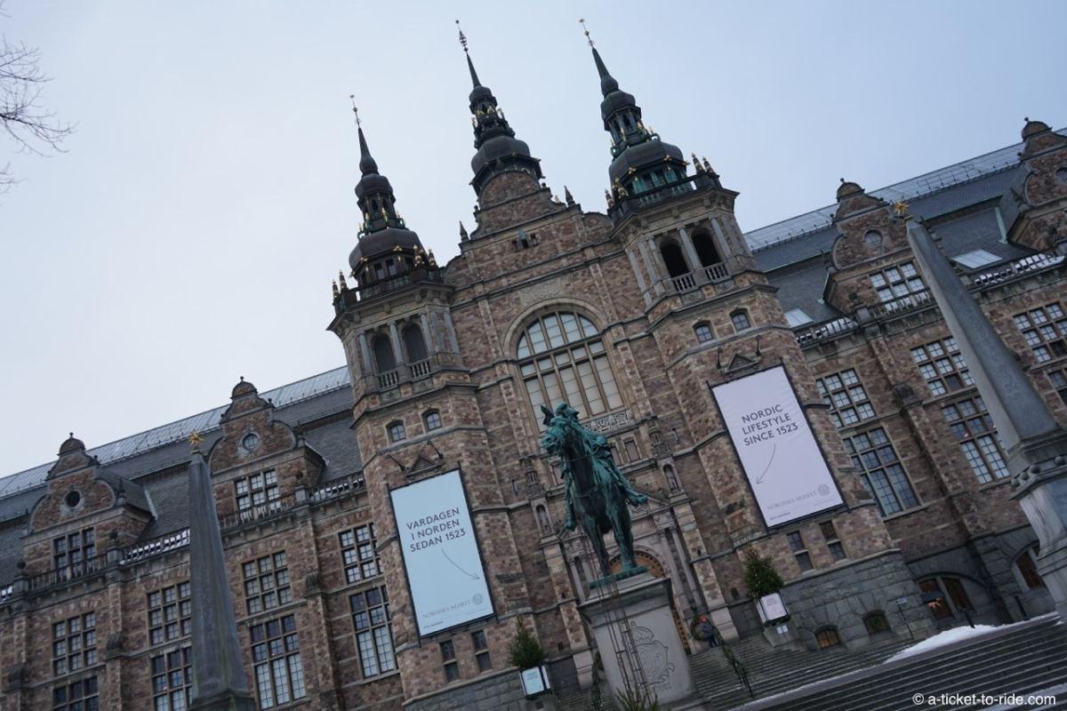 Stockholm, Nordiska museet