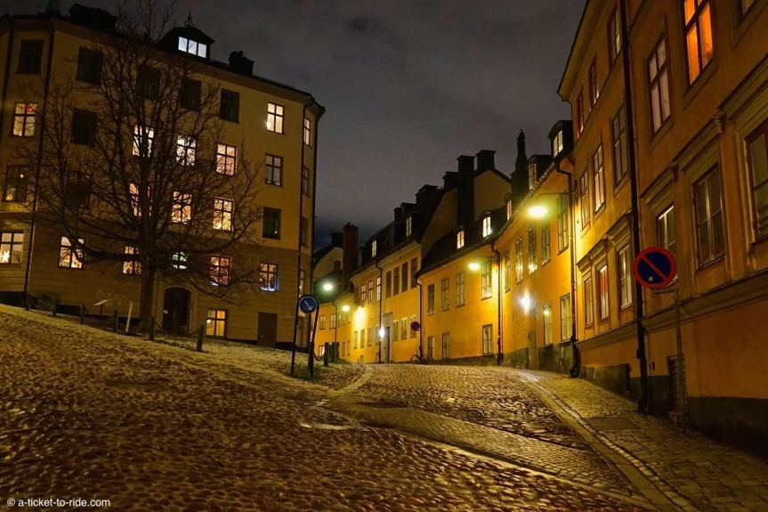 Stockholm, quartier de Södermalm