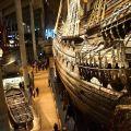 Stockholm, Musée Vasa