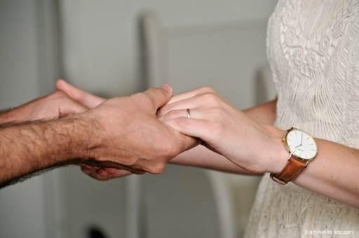 Alliances, Mariage à Las Vegas