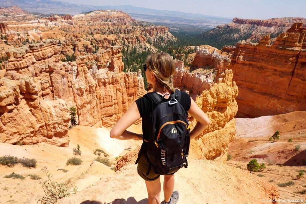 USA, Bryce Canyon, point de vue