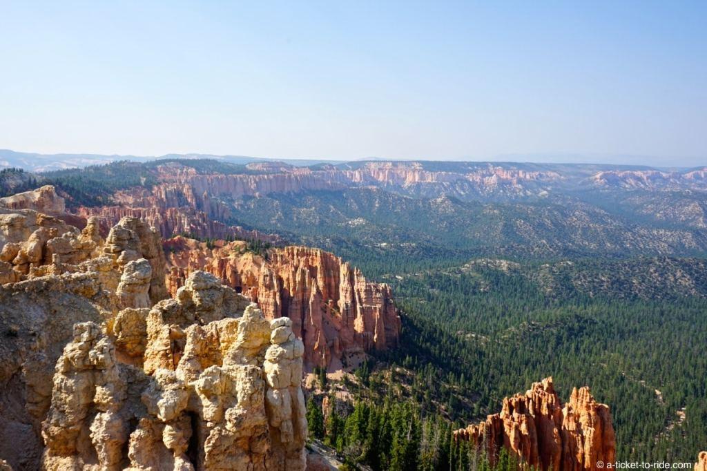 USA, Bryce Canyon, Rainbow Point