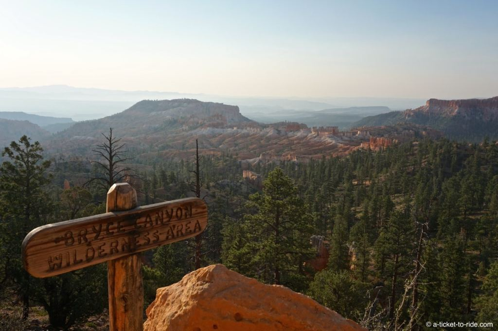 USA, Bryce Canyon National Park