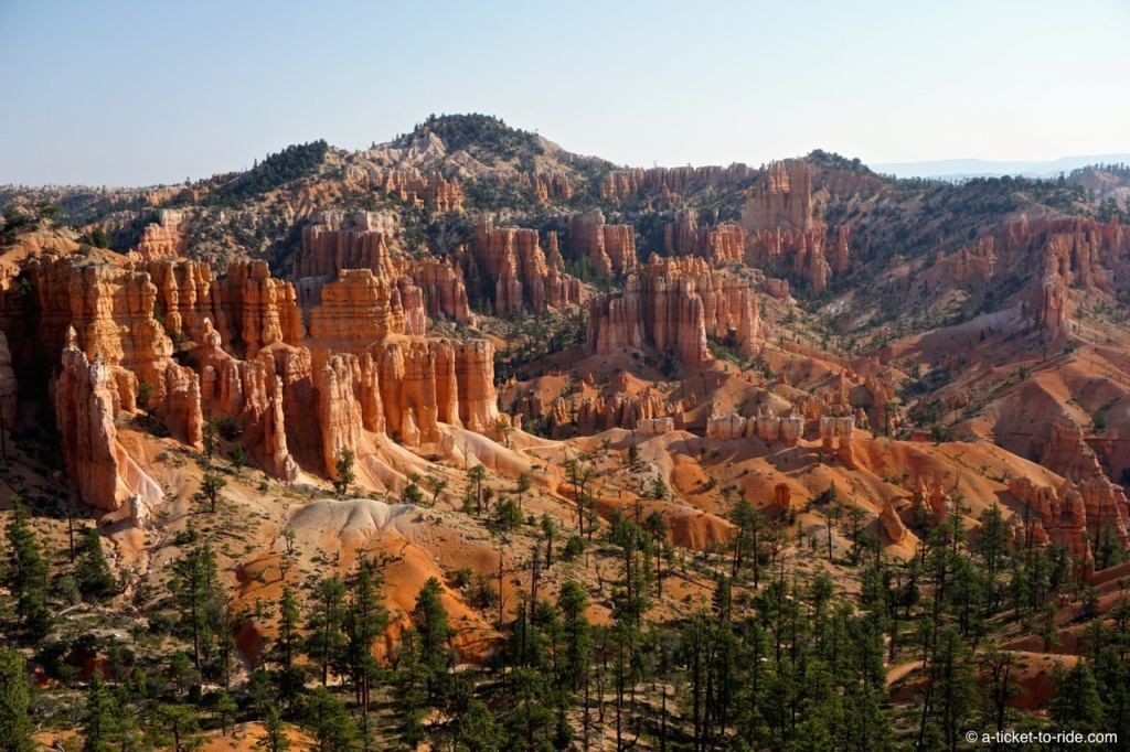 USA, Bryce Canyon, panorama