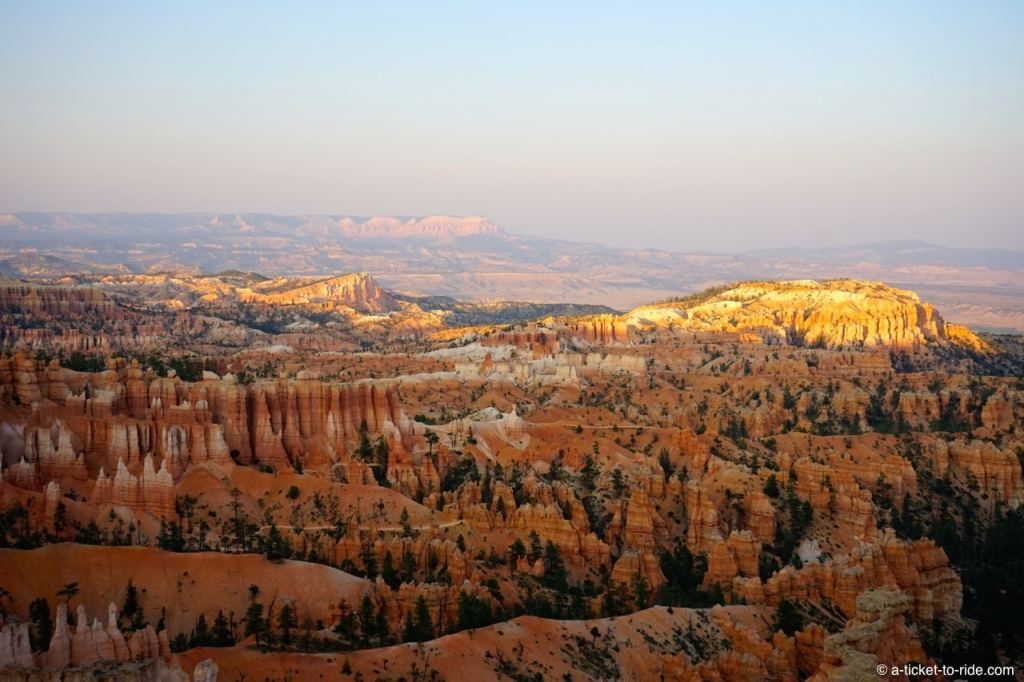 USA, Bryce Canyon, sunset