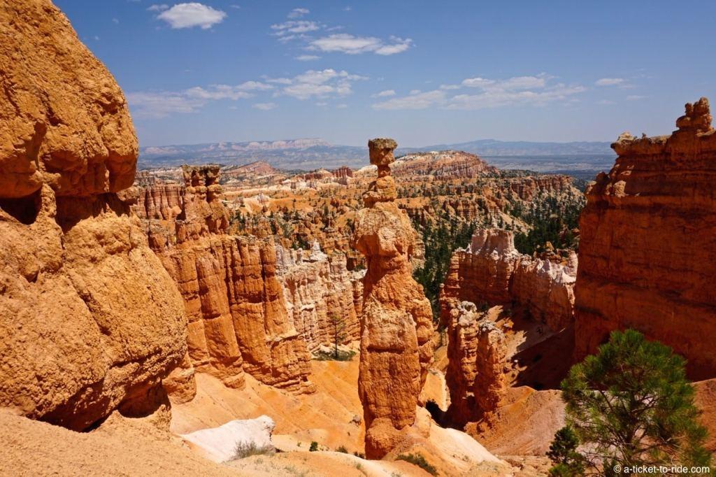 USA, Bryce Canyon, Thor's hammer
