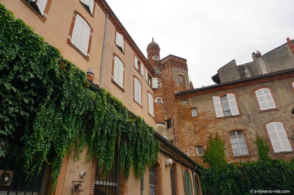 Toulouse, 13 rue Saint-Ursule